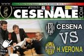 CESENA – H.VERONA 03-11-14 ore 19.00