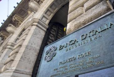 BANKITALIA +11% BTP PORTAFOGLIO BANCHE