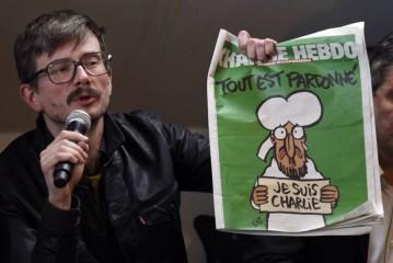 CHARLIE MAOMETTO IN COPERTINA