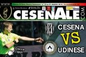 CESENA – UDINESE 01-03-15 ore 15.00