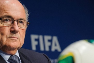 FIFA BLATTER SI DIMETTE