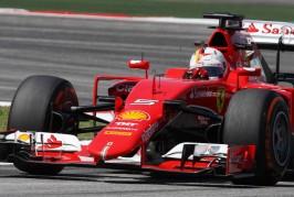 F1 VETTEL TRIONFA IN MALESIA