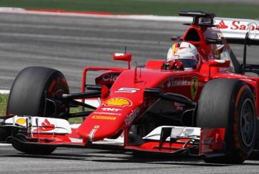 F1 POLE A MERCEDES VETTEL SECONDO