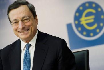 MARIO DRAGHI ADDIO A BCE