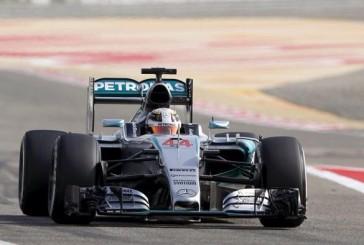 F1 BAHRAIN VINCE HAMILTON