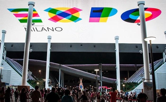 EXPO MILANO COME HOLLYWOOD