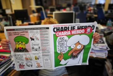 CHARLIE HEBBO 5° ANNIVERSARIO