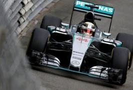 F1 – GP MONACO POLE PER HAMILTON