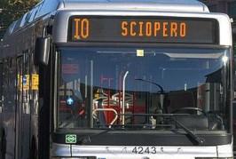TRASPORTI IN SCIOPERO