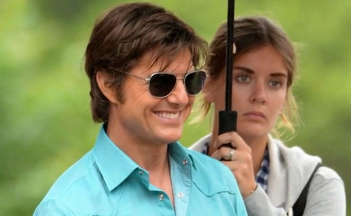 TOM CRUISE, SE SON ROSE…