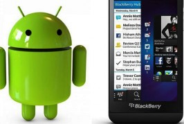 PRIMO BLACKBERRY ANDROID