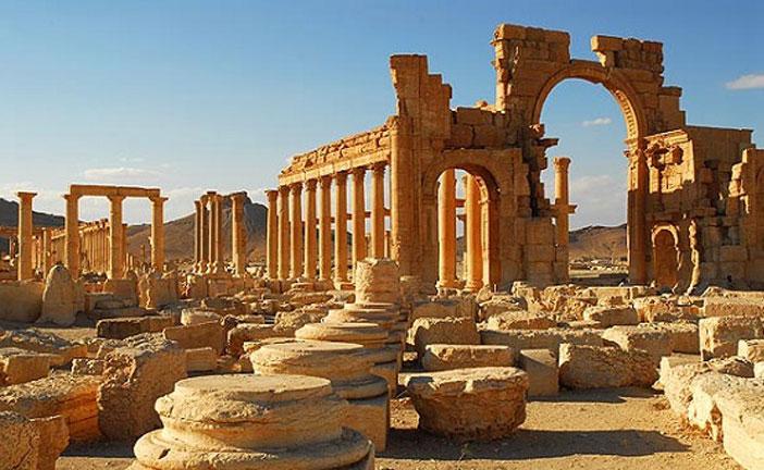 ISIS DECAPITA ARCHEOLOGO DI PALMIRA