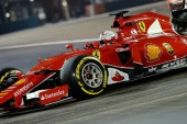 F1 DOPPIETTA FERRARI A SINGAPORE