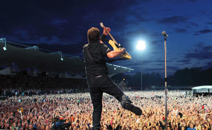 BRUCE SPRINGSTEEN TRIONFALE RITORNO