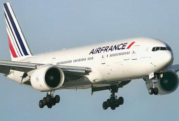AIR FRANCE IN CADUTA LIBERA