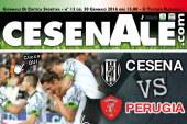 CESENA – PERUGIA 13-02-2016 ORE 15.00
