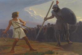 DAVIDE VS GOLIA