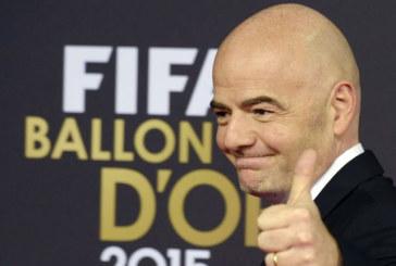 FIFA: VIA LIBERA AL VAR