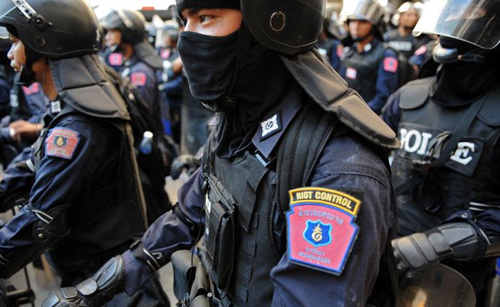THAILANDIA, ESPLOSE 11 BOMBE