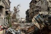 BOMBE IN SIRIA, COLPITO OSPEDALE