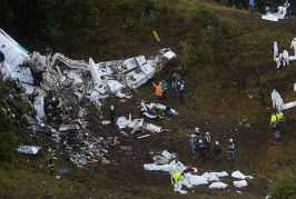 DISASTRO COLOMBIA: ARRESTATO PILOTA