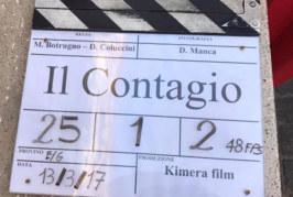 """FINITE LE RIPRESE DE """"IL CONTAGIO"""""""