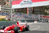 F1 GP DI MONACO