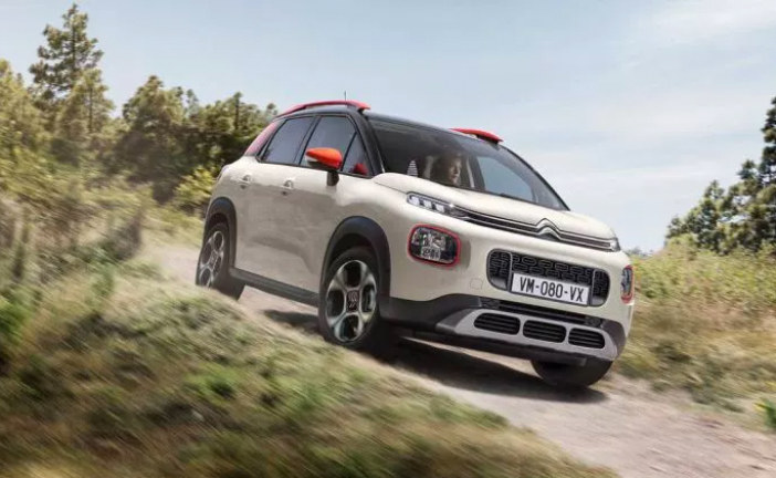CITROEN C3 AIRCROSS COMPATTO