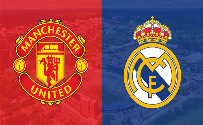 MANCHESTER-REAL MADRID