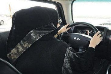 DONNE AL VOLANTE IN ARABIA SAUDITA
