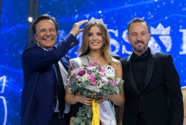MISS ITALIA E' ALICE RACHELE ARLANCH