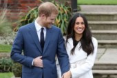 HARRY E MEGHAN SPOSI CON ROSE