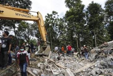 INDONESIA FORTE TERREMOTO