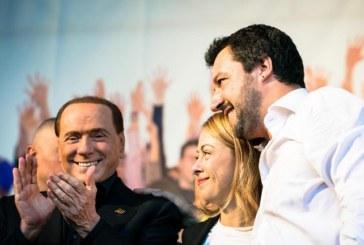 SONDAGGI FRATELLI D'ITALIA IN CRESCITA