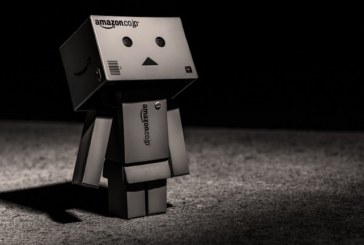 AMAZON SPAZIO AI ROBOT