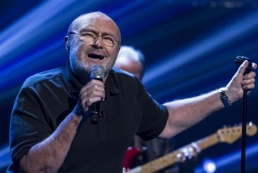 PHIL COLLINS ARRESTATO