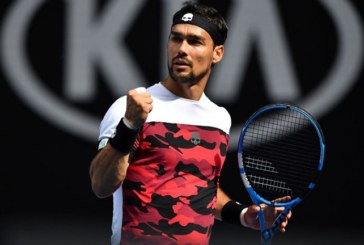 GRANDE FOGNINI NEL WORLD GROUP 2018