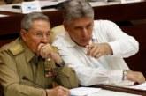 CUBA MIGUEL DIAZ NUOVO LEADER