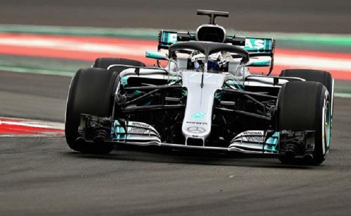 F1 POLE DI BOTTAS IN SPAGNA