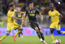 SERIE A FROSINONE – JUVENTUS 0-2