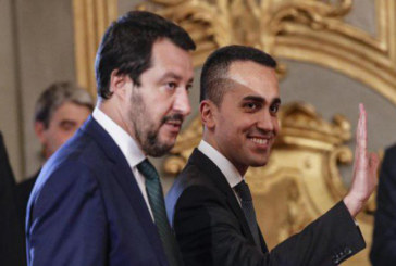 SALVINI-DI MAIO AZZERARE VERTICI BANKITALIA