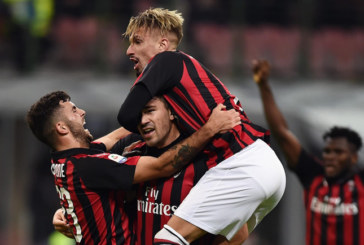 SERIE A UDINESE – MILAN 0-1