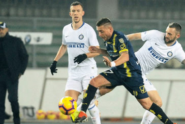 SERIE A CHIEVO – INTER 1-1