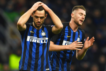 CHAMPIONS LEAGUE INTER – PSV 1-1