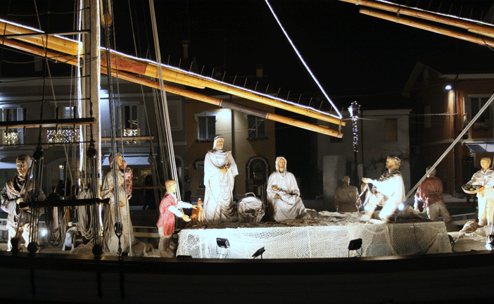 CESENATICO IN POLE PER LE FESTE
