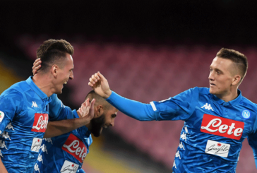 SERIE A NAPOLI – UDINESE 4-2