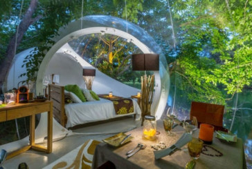 LE BUBBLE ROOM IN ITALIA