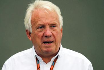 F1 E' MORTO IL DIRETTORE CHARLIE WHITING