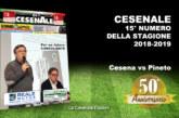 CESENALE' 2018 – 2019 Cesena Vs Pineto