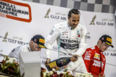 F1 BAHRAIN ANCORA HAMILTON